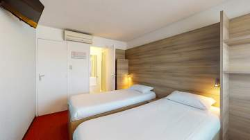 Chambres twin