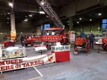 Visites commentées du Musée des Sapeurs-Pompiers de Tarbes
